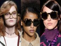 眼花缭乱! 俄媒教你最时尚眼镜搭配法则