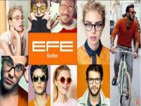 眼镜市场欧风来袭 荷兰品牌EFE强势登陆上海滩